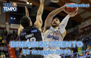 Terzo tempo web: il video di Brindisi-Trento