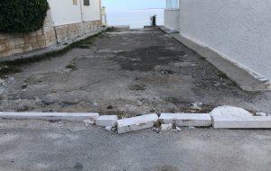 L'inciviltà rischia di vanificare i lavori di riqualificazione di Torre San Gennaro