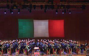 Tutto pronto a Brindisi per il Concerto della Banda dell'Arma dei Carabinieri