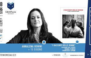 """Sabato 15 primo appuntamento di Librinfaccia – Unconventional: Annalena Benini """"I racconti delle donne"""""""
