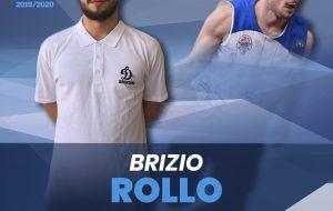 Brizio Rollo è la nuova guardia della Dinamo Basket Brindisi