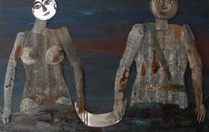Crono, maschere del tempo presente: Franco Farina in mostra a Palazzo Nervegna