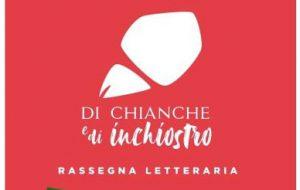 """Mercoledì 26 a Francavilla parte la rassegna letteraria """"Di Chianche e di Inchiostro"""""""