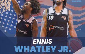 La Dinamo Brindisi tessera il fromboliere americano Ennis Whatley Jr.