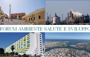 """Forum Ambiente Salute e Sviluppo: """"la vera Vertenza Brindisi esige un progetto economico innovativo"""""""