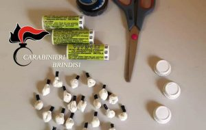 Beccato con 22 dosi di coca: in manetta 47enne