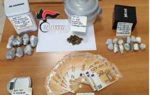 20enne arrestato per detenzione di marijuana: in casa anche 3.150,00€ in contanti