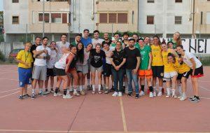 """Tanta gente e commozione per il I Memorial di basket """"Davide Cazzato"""""""