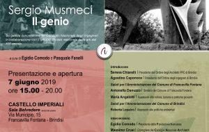A Francavilla convegno e mostra per celebrare il genio di Sergio Musmeci e il suo ponte sul Basento