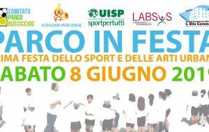 """Parco in festa: sabato la """"1° Festa dello sport e delle arti urbane"""" nel Parco Buscicchio"""
