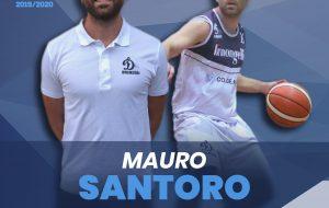 Un gradito ritorno: Mauro Santoro vestirà la maglia della Dinamo Brindisi