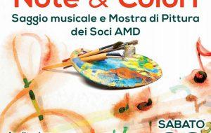 """Stasera """"Note & Colori"""" all'ex convento Santa Chiara"""