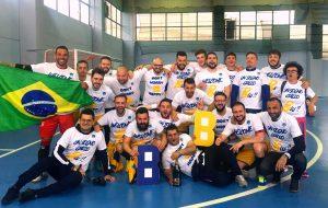 L'Olympique Ostuni promossa in Serie B