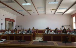 Il Presidente della Provincia Rossi ha presentato il programma di mandato