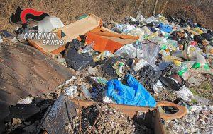 Rifiuto selvaggio: a maggio i Carabinieri scoprono altri 30 siti da bonificare
