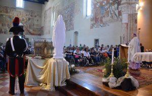 Brindisi, una grande folla di fedeli per venerare le Reliquie di Santa Bernadette