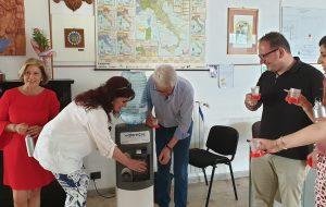 San Michele Salentino: stop alle bottigliette di plastica nelle scuole