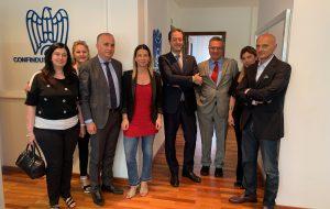 Confindustria Brindisi:  Marco Silvano presidente della Sezione Aziende Aeronautiche