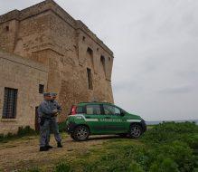 Incendio a Torre Guaceto: indagano i Carabinieri Forestali