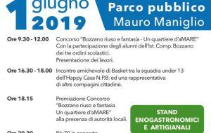 """Oggi """"Bozzano in Festa"""" al Parco Maniglio"""