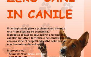 """Domani a Brindisi il convegno """"Zero cani in canile"""""""