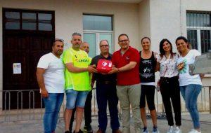 Un nuovo defibrillatore per San Michele Salentino