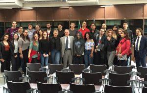 Educare alla penalità: gli alunni del Simone nelle stanze del Tribunale