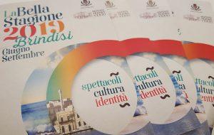 Brindisi: presentata la rassegna «La Bella Stagione 2019», ecco tutti gli eventi in programma