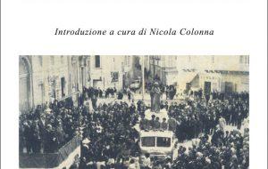 La politica a Brindisi negli anni della svolta industrialista: disponibile il libro di Franco Stasi (Ed. Hobos)