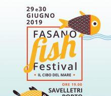 """Torna il """"Fasano Fish Festival – Il cibo del mare"""": appuntamento a Savelletri il 29 e 30 giugno"""