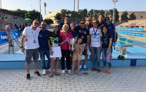 Incetta di medaglie della Fimco Sport al Trofeo Estivo Master di Bari