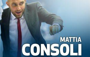 Happy Casa Brindisi: Mattia Consoli nuovo assistant coach della prima squadra