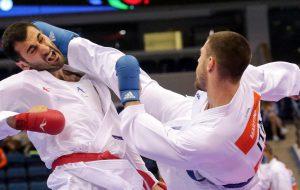 Karate: medaglia di bronzo per il brindisino Michele Martina ai giochi olimpici europei di Minsk.