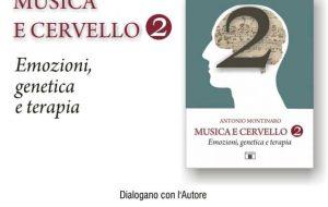 Musica e Cervello: domani al Theodorvs presentazione del libro di Antonio Montinaro