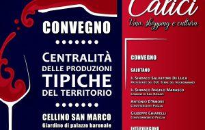 """Domani a Cellino San Marco """"La notte dei calici"""""""
