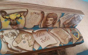Ecco la prima panchina letteraria di Brindisi