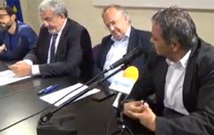 Firmata la convenzione per il Nuovo Palasport: il video della conferenza stampa. Da Agenda Brindisi