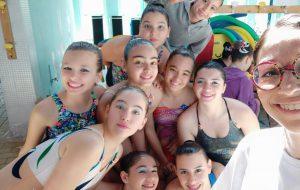 Nuoto Sincronizzato: stagione brillante per le ragazze della Fimco Sport Brindisi