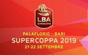 Supercoppa a Bari: definiti gli accoppiamenti