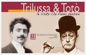 """Sabato 15 lo spettacolo teatrale """"Totò e Trilussa"""" nel Parco Archeologico di Santa Maria D'Agnano"""