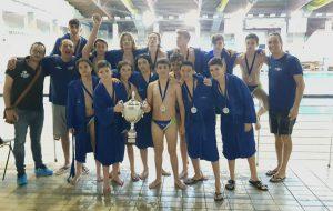 Pallanuoto: l'under 15 della Fimco Sport conquista le finali Nazionali