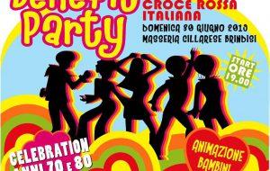Vanto Benefit Party: domenica 30 una festa solidale a favore di tre associazioni brindisine