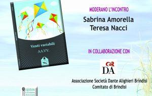 Domani la Caffetteria Letteraria Nervegna ospita Società Dante Alighieri