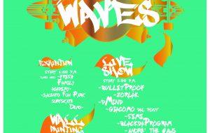 """Domenica 23 al Cesare Braico """"Waves"""", giornata di sport, arte, musica e integrazione"""