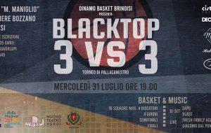 Blacktop 3vs3: domani a Bozzano basket e musica come nei playground americani