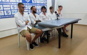 Il Brindisi FC tessera Ancora, D'Ancora e gli under Dario e Mosca