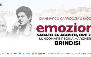 Emozioni, il tour dedicato a Battisti e Mogol farà tappa a Brindisi nell'ambito dell'Adriatic Cup
