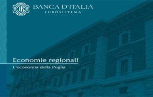 """Giovedì 11 in Prefettura si presenta il volume """"L'economia della Puglia"""""""