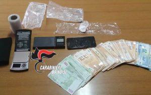 Droga: arresti a San Donaci e Torchiarolo