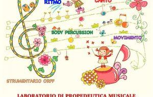 Coltiviamo la musica: un laboratorio di propedeutica musicale per bimbi dai 3 ai 6 anni